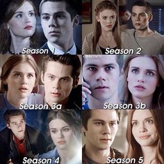 Lydia Teen Wolf, Teen Wolf Stydia, Teen Wolf Cast, Scott Mccall, American Gods, American Horror Story, Mtv, Shannara Chronicles, Supernatural