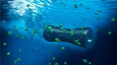 Microbots can clean up polluted water