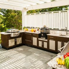 Evo Affinity 30G Outdoor Kitchen
