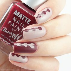 Brit Nails: Nail Art Threesome: Polly Polish