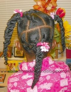 Beads, Braids and Beyond: African Hair Threading Natural Hairstyles For Kids, Children Hairstyles, Natural Hair Styles, Hair Threading, Braids With Beads, African American Hairstyles, Hair Pictures, About Hair, Hair Beauty