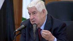 """Ministro de Exteriores sirio: """"Tropas extranjeras que entren en Siria volverán a casa en ataúdes"""""""