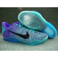 Nike Kobe 11 XI Elite Low Terminator blue shoes