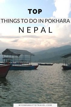 Popular tourist destination is the main tourism hub and the capital of tourism in Are you traveling first-time in Pokhara? This tour guide will definitely inspire you some best things to do in Pokhara during your Best Time To Visit Pokhara Travel Tours, Travel Guides, Travel Destinations, Rome Travel, China Travel, Japan Travel, Travel Nepal, Cool Places To Visit, Places To Travel