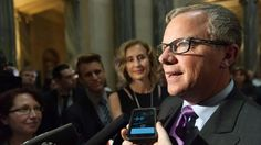 One of Canada's top promoters of pipelines, Saskatchewan Premier Brad Wall, steered clear of talking about safety issues on Wednesday as he emerged to address a growing environmental and economic catastrophe in his province. Oil Spill, Wednesday, Husky, Safety, Politics, River, This Or That Questions, Wall, Top
