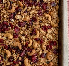 Part trail mix, part granola, all awesome!