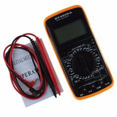 $8.82 (Buy here: https://alitems.com/g/1e8d114494ebda23ff8b16525dc3e8/?i=5&ulp=https%3A%2F%2Fwww.aliexpress.com%2Fitem%2FNew-DT9205A-Digital-Multimeter-LCD-AC-DC-Ammeter-Resistance-Capacitance-Tester%2F32773231216.html ) New DT9205A Digital Multimeter LCD AC/DC Ammeter Resistance Capacitance Tester for just $8.82