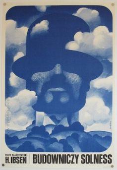 """Iluzjon"" - The Polish Movie Poster Show Polish Movie Posters, Polish Films, Film Posters, Theatre Posters, Film Poster Design, Creative Review, Typography Prints, Graphic Design Inspiration, Vintage Posters"