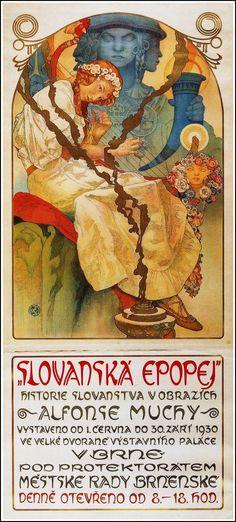 Slav Epic 1928