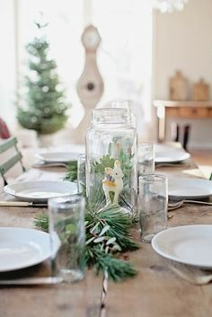 Dreamy Whites: French Farmhouse Christmas