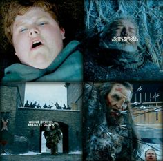 Great Heroes... both the Giants...Hodor and Wun Wun