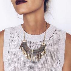 Collier ORNA disponible dans l'e-shop 🌵 www.bohomana.com🌵+ de nombreux nouveaux colliers disponibles dans la boutique.