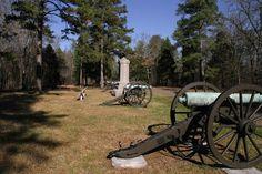 Chickamauga Battlefield