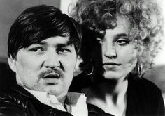 The director and his muse: Rainer W. Fassbinder and Hanna Shygulla