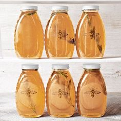 The delectable combination of savory and sweet is captured in this earthy honey, perfect as a spread any time of the day.