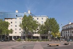 Qualys Nanterre - La Défense (Hotel) - Parijs - Frankrijk - TUI was Arke