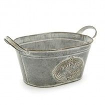 Tinware | Tins, Buckets, Troughs & More | Oceans Floral