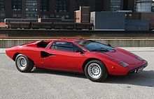 countach roughly translate to 'wow', it wow it is bot a performer and a looker, was way ahead of its time...