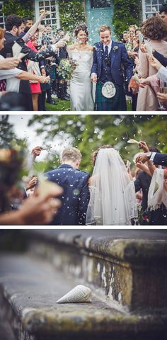 Some of our favourite photos from Emma and Ross's laughter-filled wedding day at the stunning Kingston Estate in Devon by team of two documentary wedding photographers Nova Emma Ross, Kingston, Devon, Confetti, Documentaries, Nova, Groom, Wedding Day, Wedding Photography