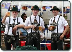 OktoberFest!! - I think all the gentlement should dress like this in 2012