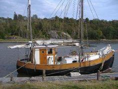 1933 Baltic Trader Ketch Motorsailer 40' Boat for sale