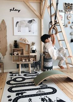 Top 10 Kids Room Decor Ideas With Wooden Elements. Wood is not very beautiful, b. - Top 10 Kids Room Decor Ideas With Wooden Elements. Wood is not very beautiful, but safe and healthy -