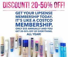 Join me & get all of your products at a discount! kissandmakeupnaples@gmail.com #kissandmakeup #lipsense