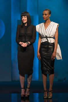 Project Runway Season 14 Episode 4 - loved this design by Candice