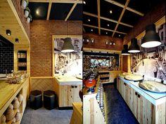 Восхитительный магазина специй и приправ Asbal Balevi в Турции