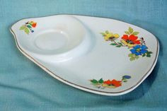 Art Deco saucer plate in Pottery, Porcelain & Glass, Date-Lined Ceramics, Art Deco/ 1920-1939 | eBay
