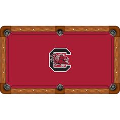 NCAA South Carolina Fighting Gamecocks Billiard Table Cover