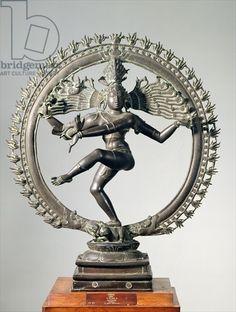 Shiva Nataraja, Tamil Nadu, Late Chola (bronze)