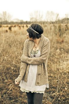 Love the slip/tunic layered look