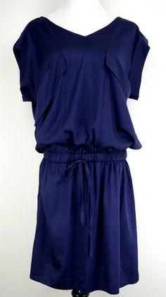 Calypso St. Barth Drawstring Dress Size L