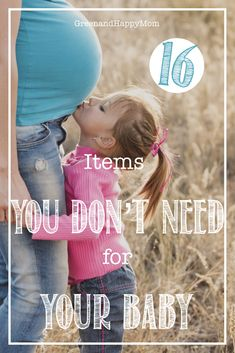 When you are expecting, there are certain items you might need but there are also a lot of things you dont need for your baby. Natural Parenting, Happy Mom, Cloth Diapers, Mom Blogs, Baby Wearing, New Moms, Baby Items, Breastfeeding, Natural Remedies