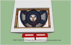 √ Skema Box TANO Horn T118 Bass Jauh | ARA AUDIO Speaker Plans, Chicago Cubs Logo, Horns, Team Logo, Bass, Audio, Boxes, Horn, Lowes