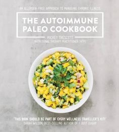 In her mid-twenties, struggling with low energy and fatigue that had plagued her for years, Mickey Trescott received two autoimmune diagnoses. The first part of this book describes the Autoimmune Protocol that Mickey follows. It includes advice and information on which foods to eliminate and which foods to include. #HappyReading