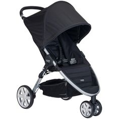 Britax B-Agile 3 Stroller  I know a few people who have this stroller and they love it( the under compartment can be cramped and I would be careful about having too much weight on the back of stroller and it tipping( just me though )an   the B-Agile, you can snap in a Britax-brand car seat without needing to purchase a separate adapter. (The Britax B-Agile 3/B-Safe 35 Travel System includes a car seat and stroller for $439.99- saving you at least $40 when compared to purchasing both…