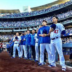 Dodger Baseball <3