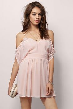 Not Too Busy Dress
