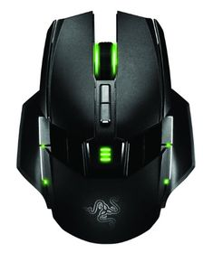 Razer Ouroboros Elite - The ambidextrous gaming mouse. Find this and other amazing gift ideas in our Electronics Gift Guide - www.amazon.com/giftguide.