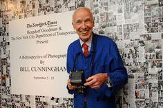We all get dressed for Bill Cunningham!