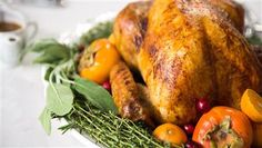 Curtis Stone shares his secrets for the juiciest Thanksgiving turkey