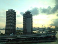 シャトルバスからの空⛅️BRAIDART 西村英哲 (  Hidenori  Nisimura  )