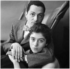 Diane and Allan Arbus, Dec. 8, 1950, Photographed By Frances McLaughlin - Gil / Condé Nast