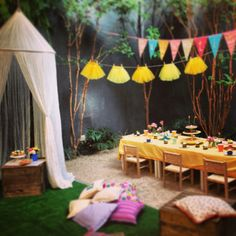 Neverland party!  love this for Anthony!! So doing this at his party!!