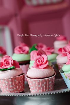 Georgetown Cupcakes // Shabby Chic