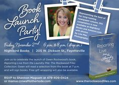 book launch party - Google Search