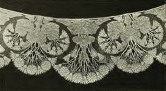 viennese art nouveau lace design by franziska hofamnninger