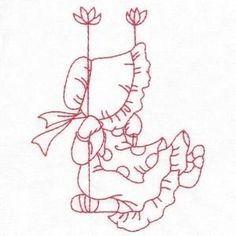 vintage embroidery border patternsvintage transfer patterns for embroidery Embroidery Patterns Free, Crewel Embroidery, Learn Embroidery, Vintage Embroidery, Cross Stitch Embroidery, Machine Embroidery Designs, Quilt Patterns, Stitch Patterns, Sue Sunbonnet